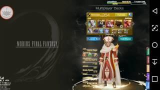 Mobius FF: MP Series - Attacker role Guide