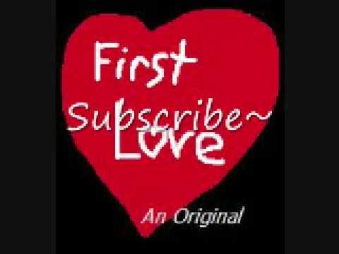 First Love -Original by Sunho Lee(me)