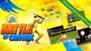 Battle Of Chepauk Android Game Gameplay [Game For Kids]