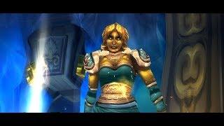 Ауриайя World Of Warcraft путешествие во времени HD