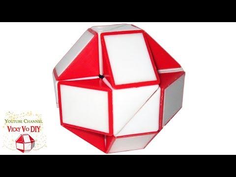Rubik's Snake Ball