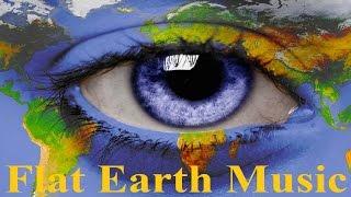 Flat Earth Anthem by Ian Leahy - Happy FE retro song! ✅