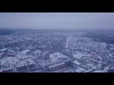 ХМАО г Урай 17.11.2018  DJI Mavic Pro