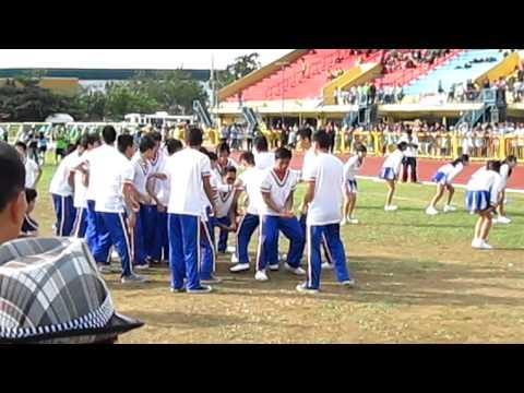 INC REGIONAL UNITY GAME (REGION 7) -BOHOL CHEERDANCE