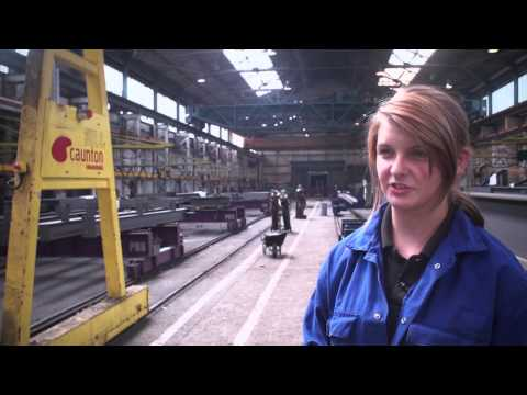 Caunton Engineering - Helping young people become apprentices in the manufacturing industry