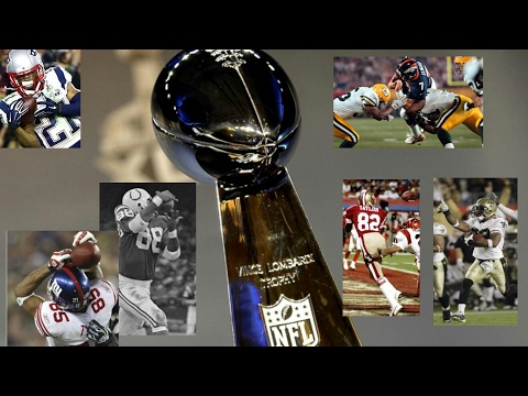 Best Plays In Super Bowl History   NFL Highlights HD