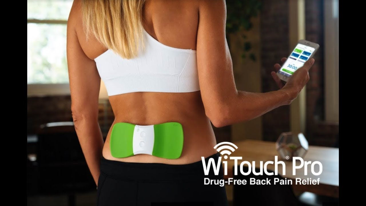 WiTouch Pro // Bluetooth TENS Therapy video thumbnail