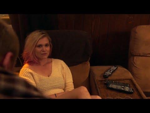 Eliza Taylor  In Thumper Scene