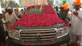 Golra Sharif - Arrival Of Pir Syed Qutb Ul Haq Gillani in Muzafargarh