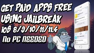 How To Get Paid Apps Free From The Appstore  Jailbreak  On Ios 8/9/10/11/11.4 Beta's Get R-play Free