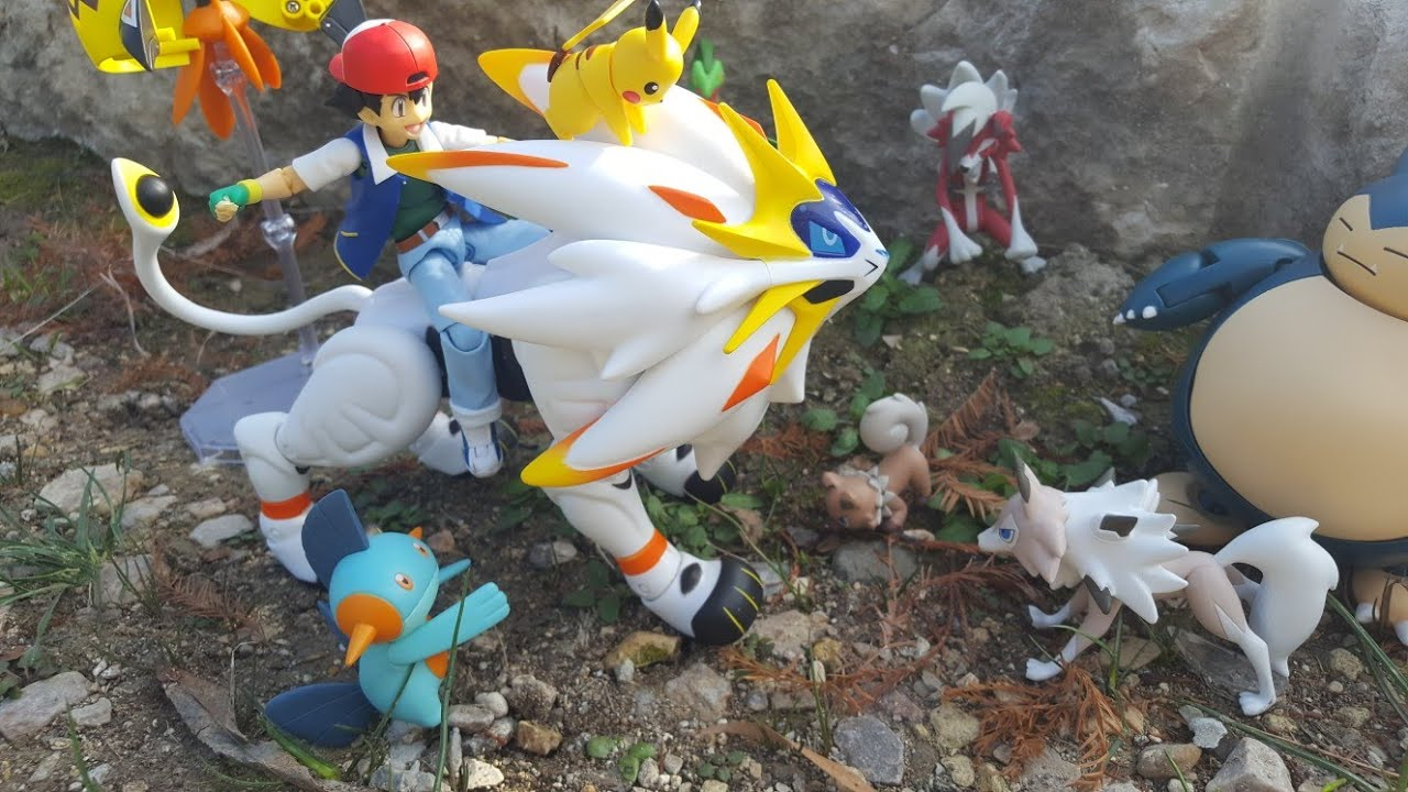 Populære Pokémon Review: Solgaleo Figure Review - YouTube BM-57