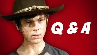 The Walking Dead Season 4 Episode 9 Q&A - Pudding Time
