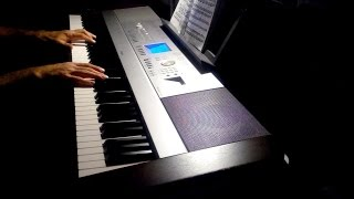 Chi Mai - Ennio Morricone - piano (CC)