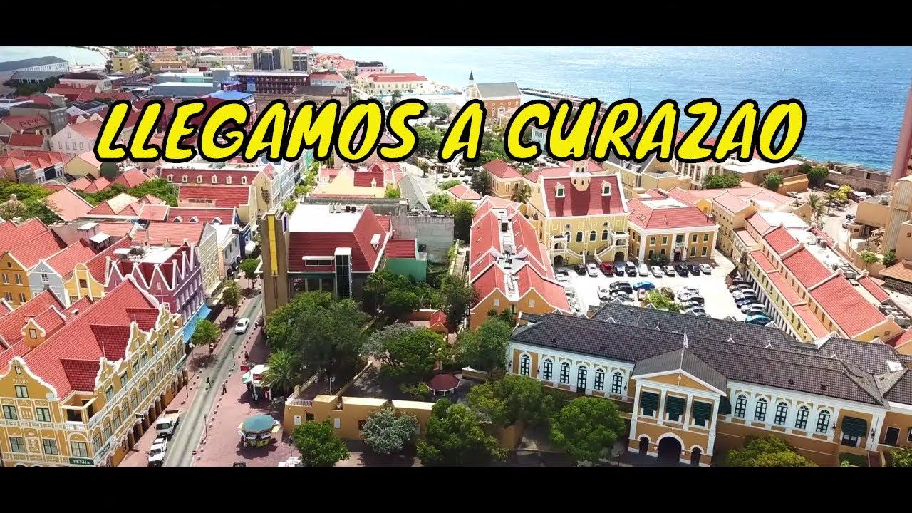 Vacaciones Por El Caribe Parte 3 (Curacao)   JOEY EN SPANGLISH