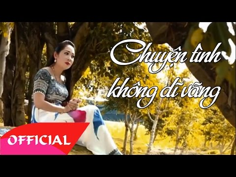 Chuyện Tình Không Dĩ Vãng - Diệu Thắm   Nhạc Vàng Hải Ngoại MV HD