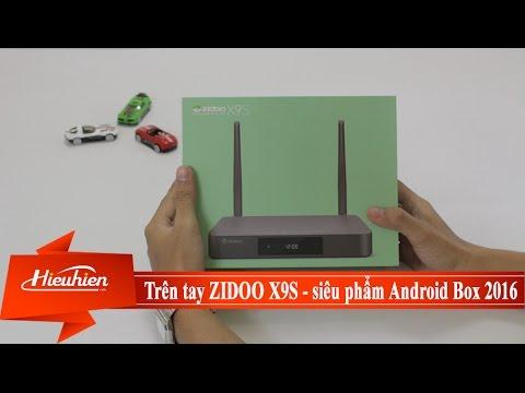 [Hieuhien.vn] Trên tay ZIDOO X9S - siêu phẩm Android TV Box 2016