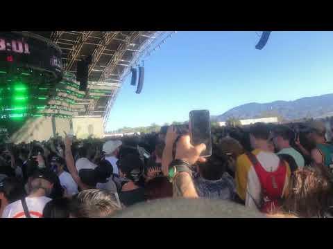 Shek Wes - Mo Bamba (live At Coachella 2019)