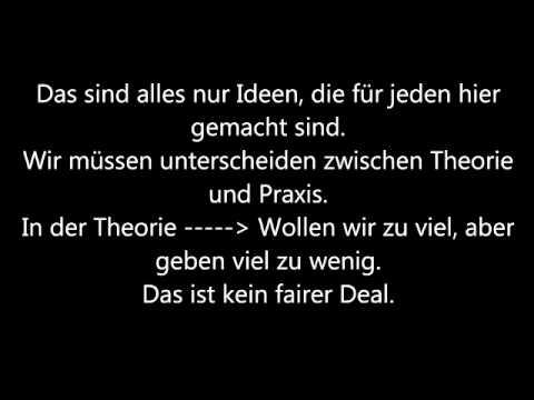Bushido feat joka Theorie und Praxis
