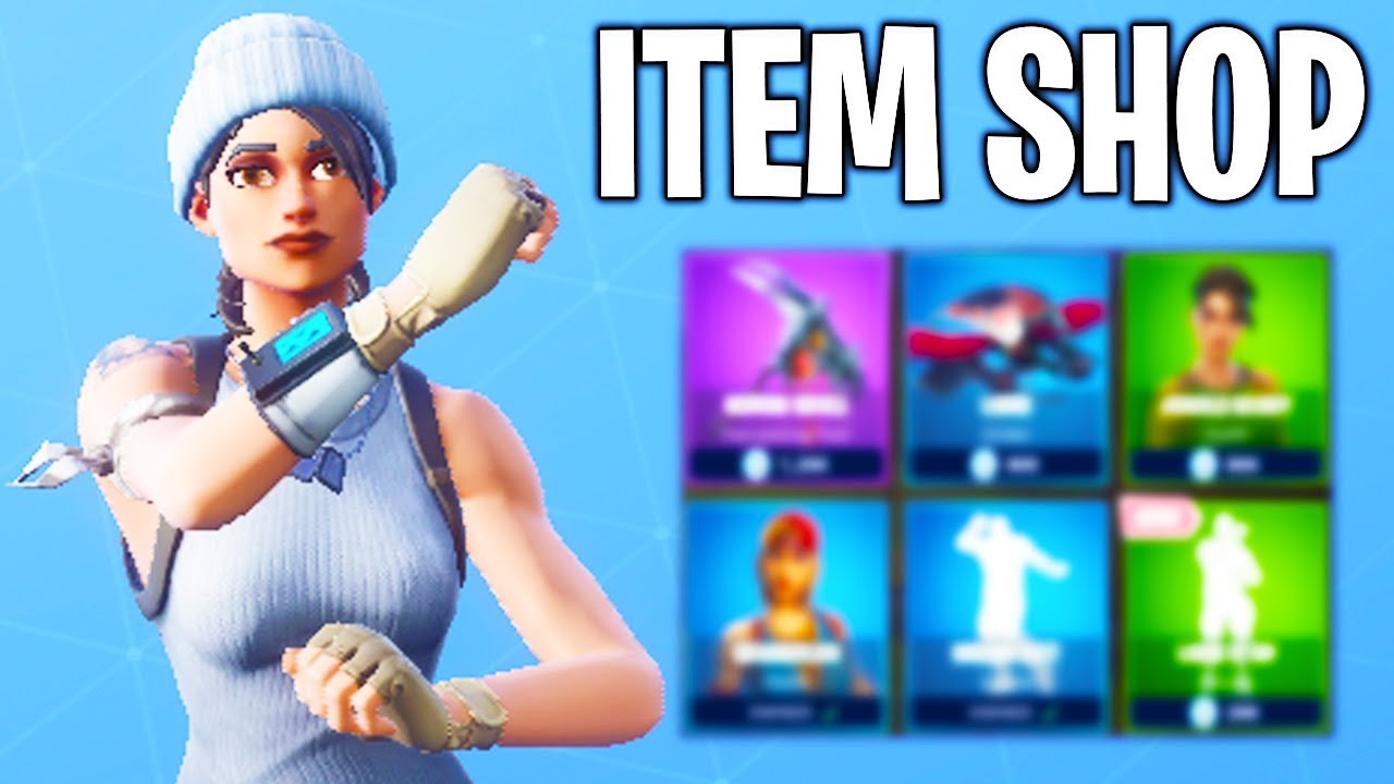 HIT THE WOAH EMOTE! Fortnite NEW Item Shop! Daily & Featured Items!