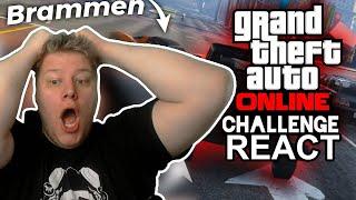 REACT: Die schwerste GTA NPC-Challenge bisher!
