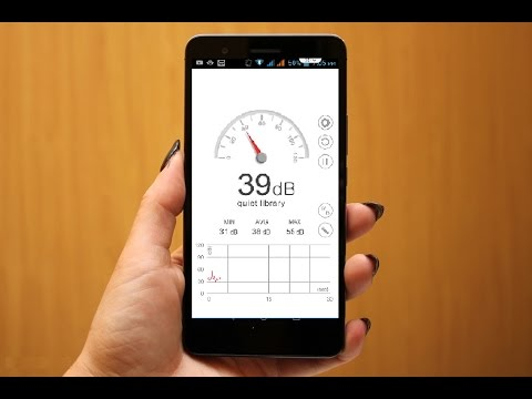 How To Measure Sound In Android Phone For Free (Sound Meter)