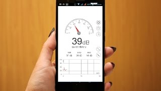 How to Measure Sound in Android Phone for Free (Sound Meter) screenshot 5