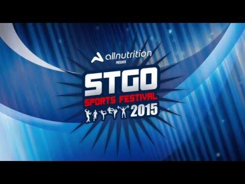 Santiago Sport Festival 2015 (promo)