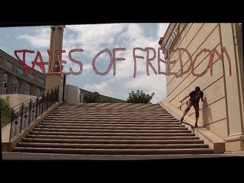 TALES OF FREEDOM - FULL SKATEBOARD FILM 2015