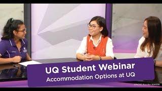 Episode 3 – Accommodation options at UQ