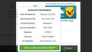 60 Second Binary Options Trading Strategy: Learn how to trade binary options for a profit