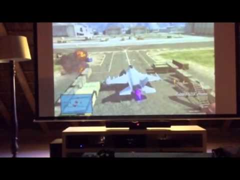 How to get a jet on gta5 James Houghton