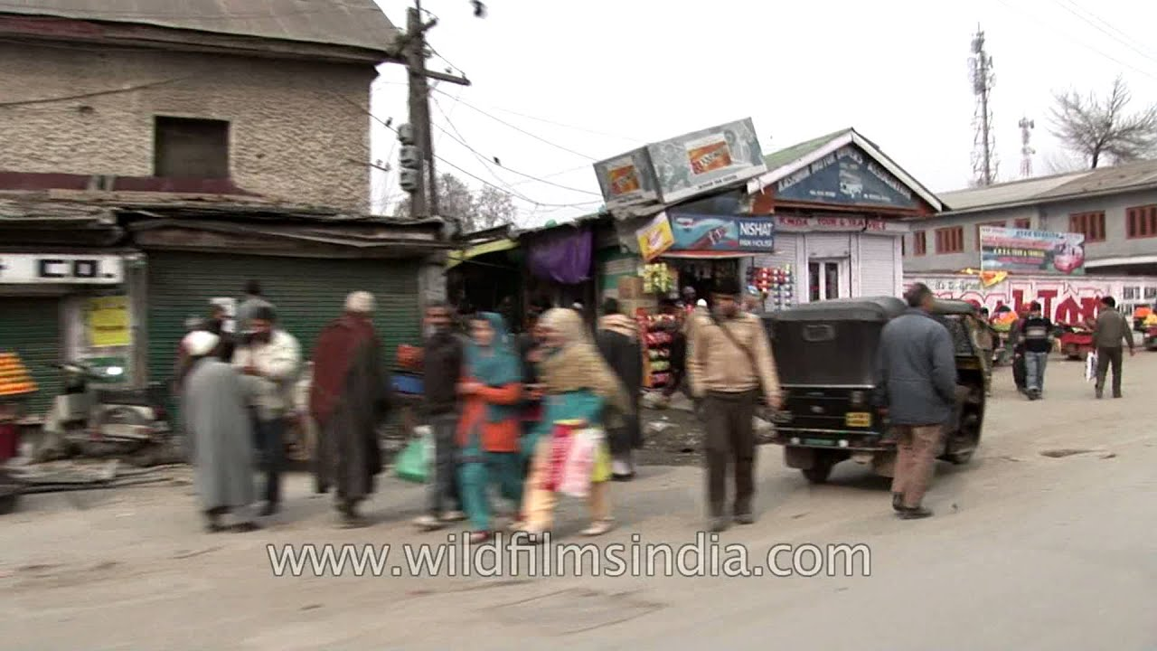 A Trip To The Summer Capital Of Jammu Kashmir Srinagar Youtube