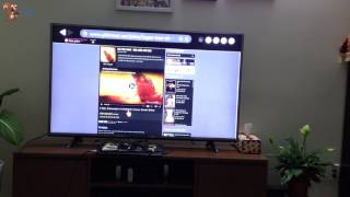 Soc - (How to use) Cách xem film on web trên Smart Tivi LG