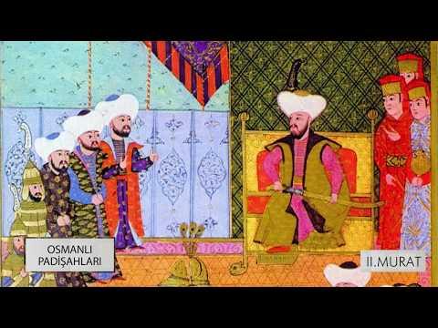 Osmanlı Padişahları | II. Murad