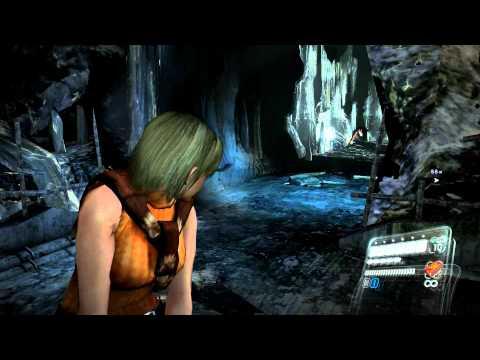 Resident Evil 6 - Ashley Graham Mod ( chapter 2 )