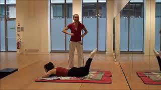 Renforcement Musculaire  LOMBAIRES  Excercice 2