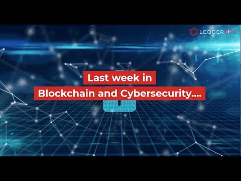 Blockchain and Security News 9.17.2019
