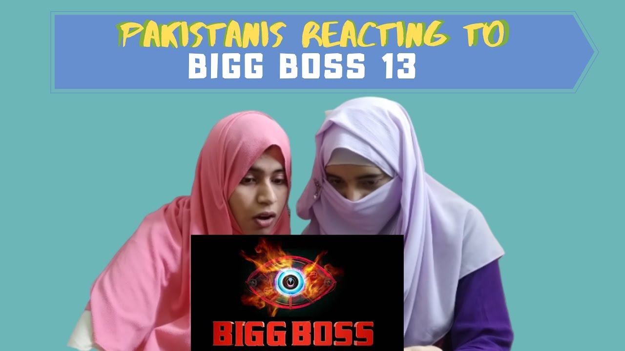 Pakistanis Reacting to BIGG BOSS 13 | Fights over Kitchen | Who Do You Think Deserve To Win? |