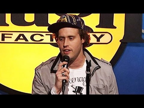 TJ Miller  Haunted House
