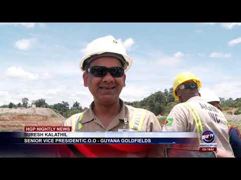 GUYANA GOLDFIELDS LOOKS FORWARD TO UNDERGROUND MINING