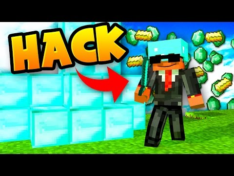 Best NICE HACKER 💩 in Minecraft Money Wars!
