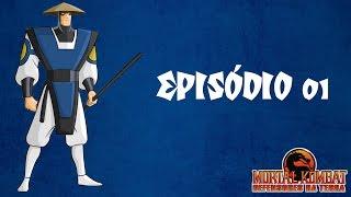Mortal Kombat Desenho - Episódio 01