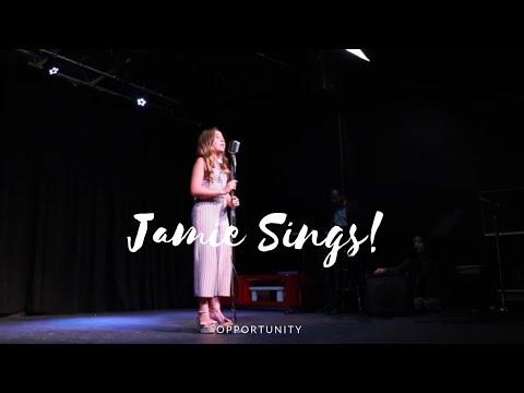 JAMIE SINGS -