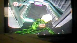 Monsters vs Aliens Ginormica Level- the end of the game part 2