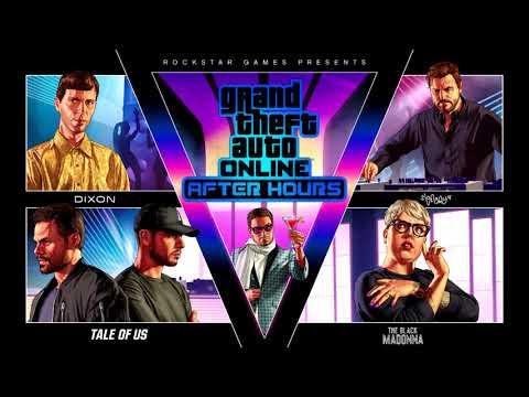 GTA 5 Soundtrack: AFTER HOURS / Dixon - Convergence