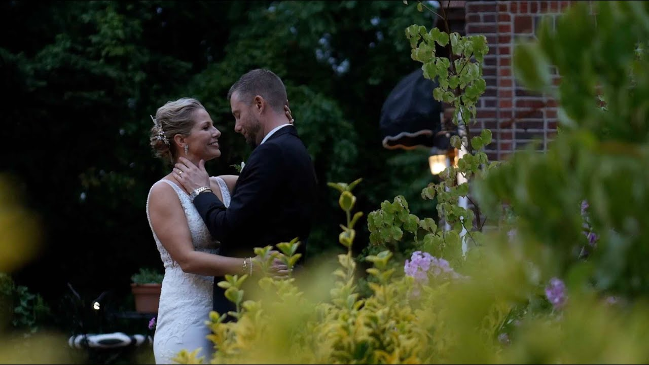 Jess + Nick | Historic Mankin Mansion Wedding Video