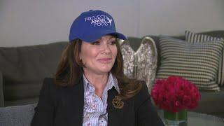 Lisa Vanderpump Reacts to 'RHOBH' Co-Stars Dubbing Kyle Richards the Show's 'Queen' (Exclusive)
