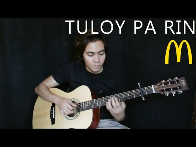Tuloy Pa Rin Neocolours Mcdo Commercial Ost Fingerstyle Guitar