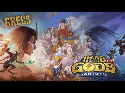 Hand of the Gods  : Zeus et le KRAKENNNN (sponso)