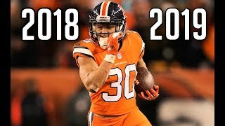 Phillip Lindsay Official NFL Rookie Highlights || Potential ROTY || 2018-2019 Season